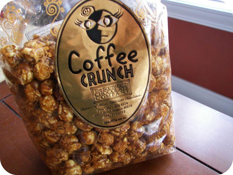 New coffee crunch