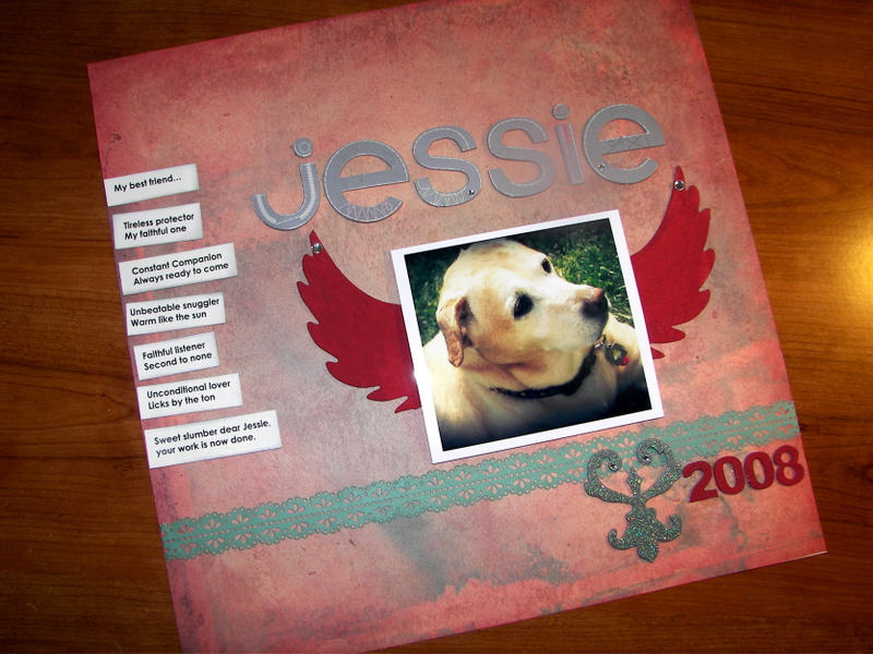 Angel Jessie